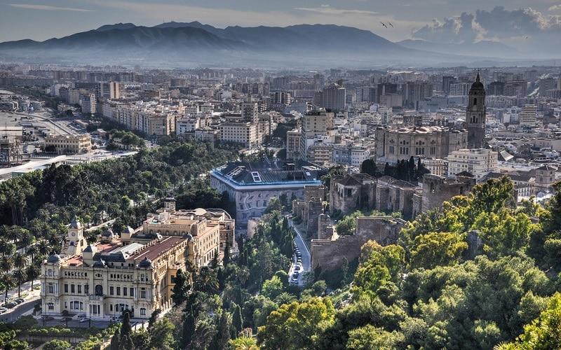 Malaga, visiter l'Andalousie
