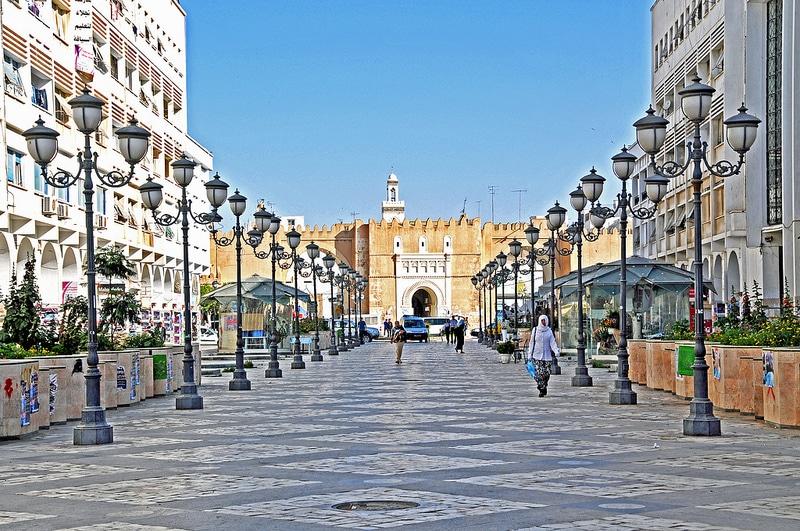 Médina, loger à Sfax