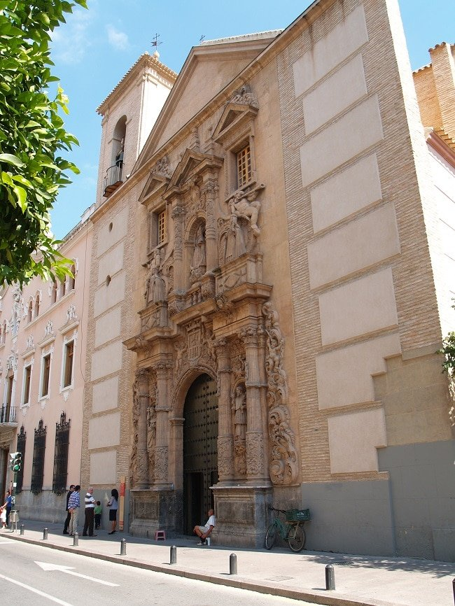 La Merced, loger à Murcia