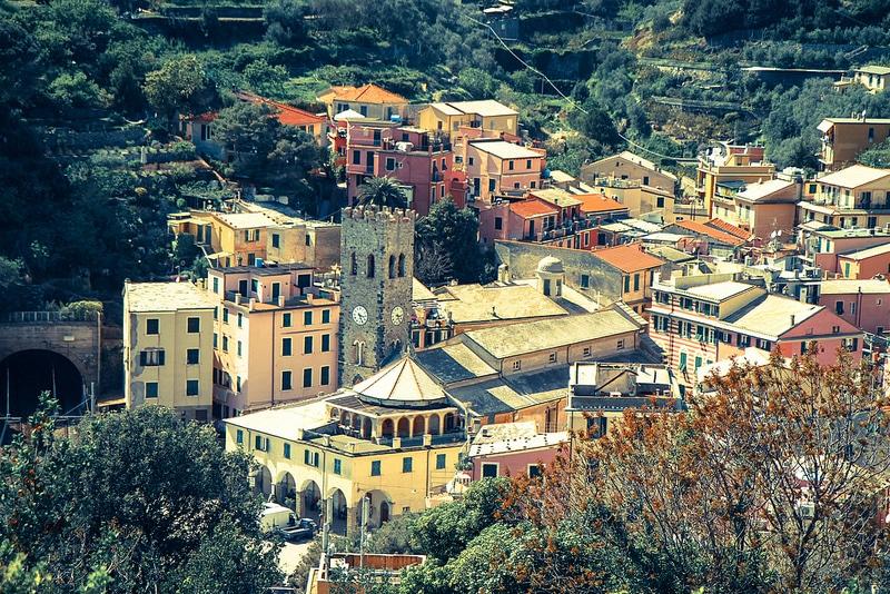 Monterosso al mare, loger à Cinque Terre