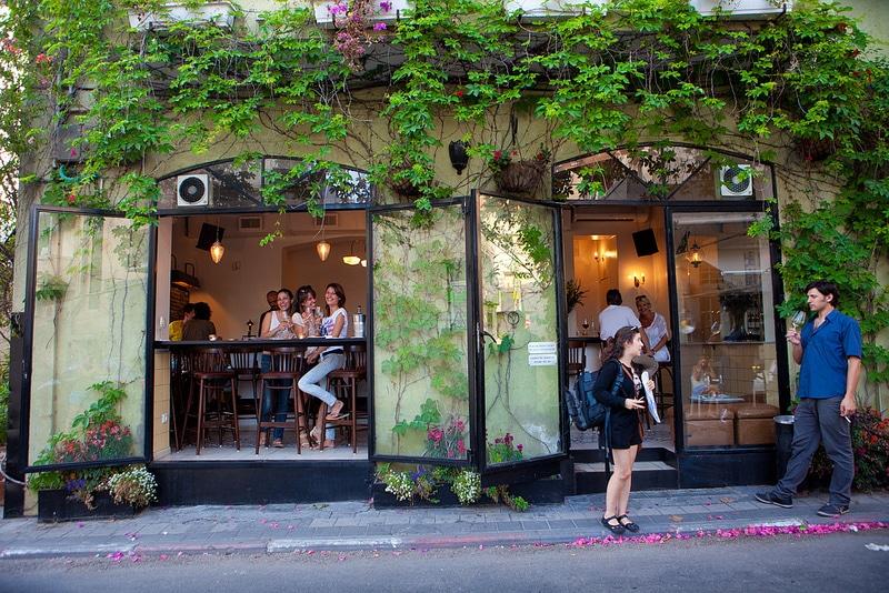 Neve Tsedek, loger à Tel Aviv