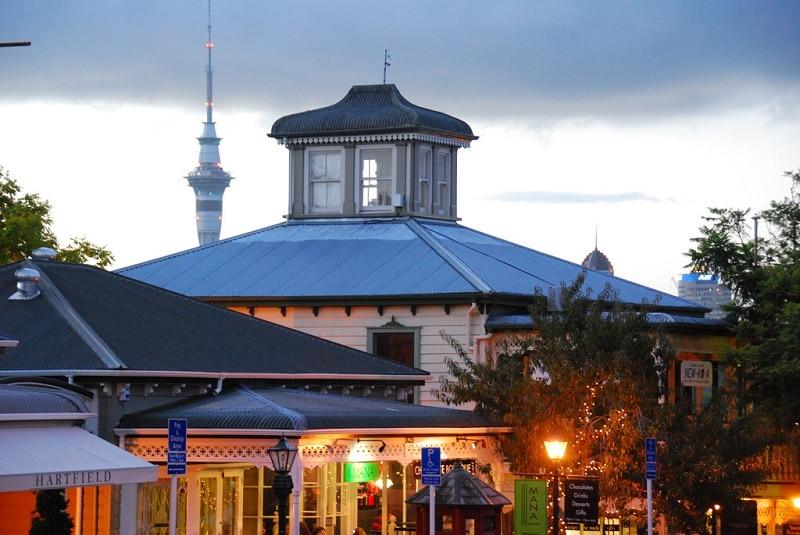 Parnell, loger à Auckland