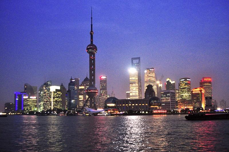Pudong, loger à Shanghai