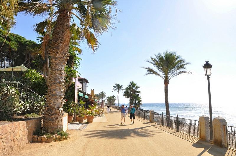 Puerto Banús, loger à Marbella