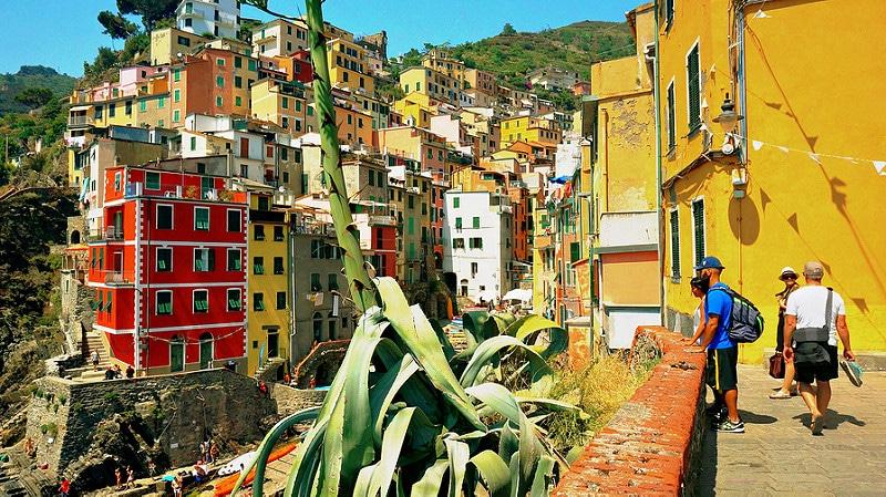 Riomaggiore, loger à Cinque Terre