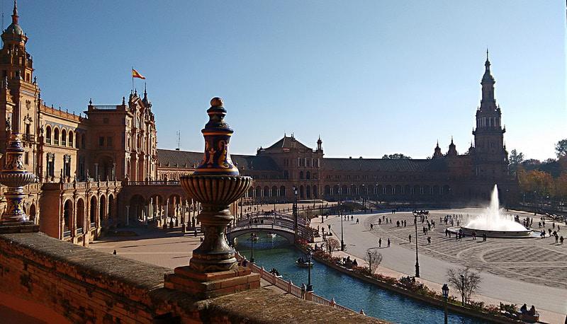 Séville, visiter l'Andalousie