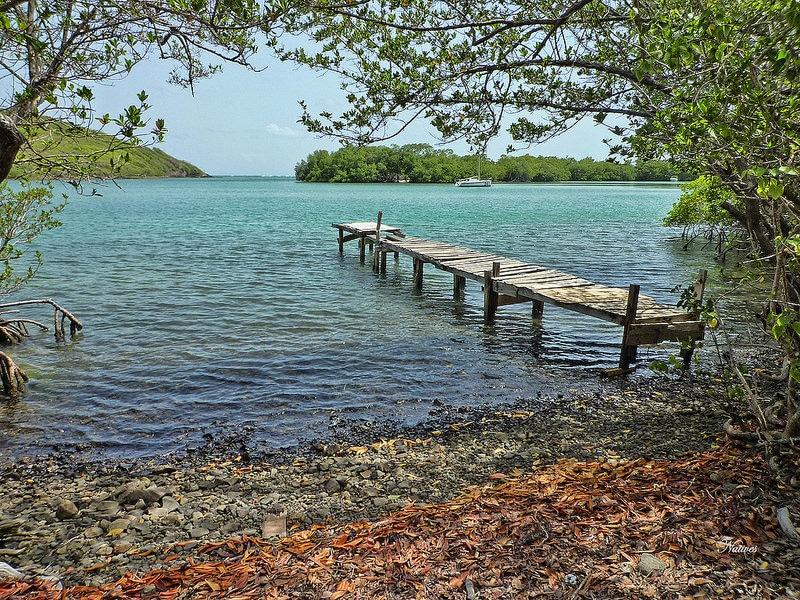 Trou Cochon, Martinique