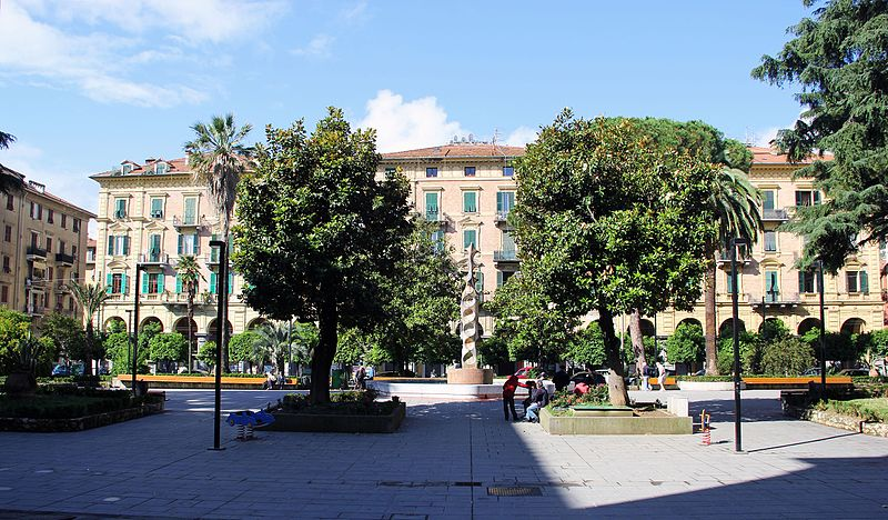 Umberto I, loger à La Spezia