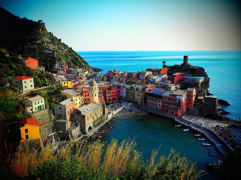 Vernazza, loger à Cinque Terre