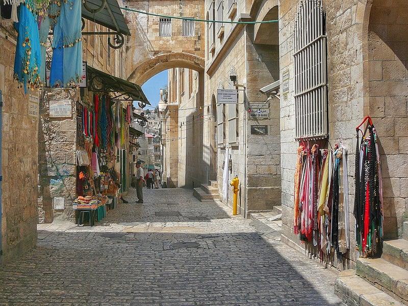 Vieille-ville, loger à Jérusalem