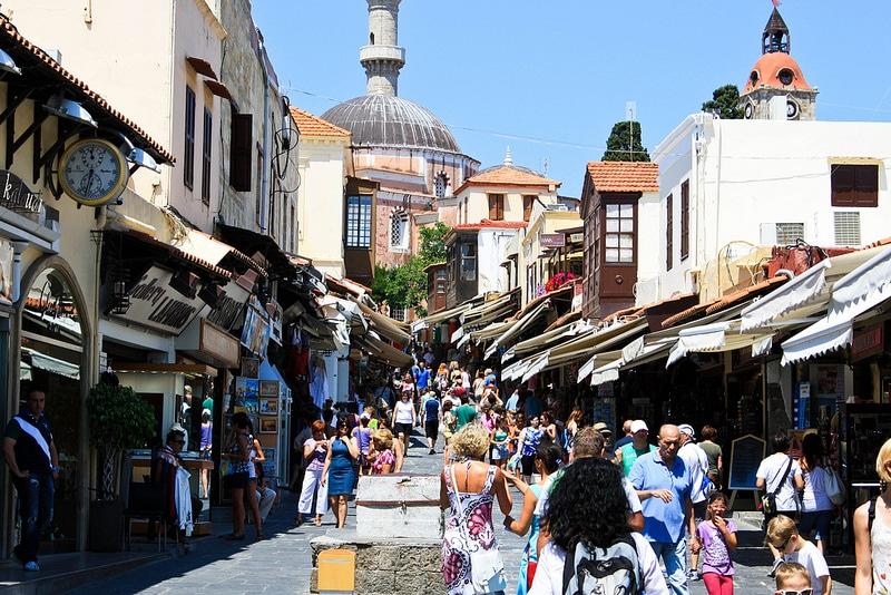 Vieille-ville de Rhodes