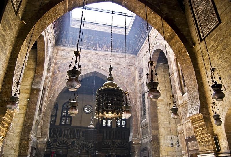 Vieux Caire, loger au Caire
