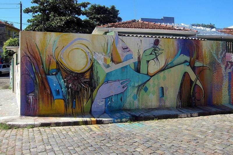 Vila Madalena, loger à Sao Paulo