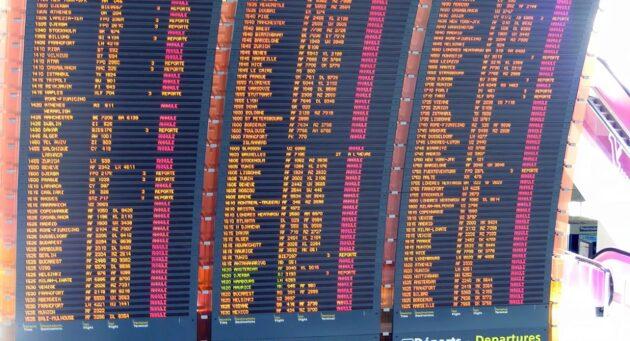 Que faire si votre vol est annulé ou retardé ?