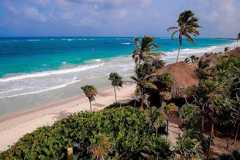 Voyager comme un local au Mexique