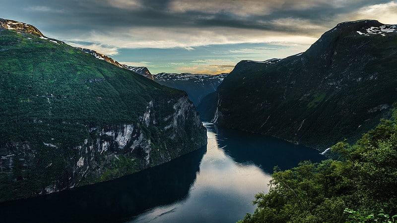 Voyager comme un local en Norvège