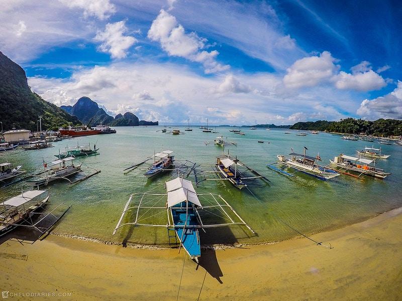 Voyager comme un local aux Philippines