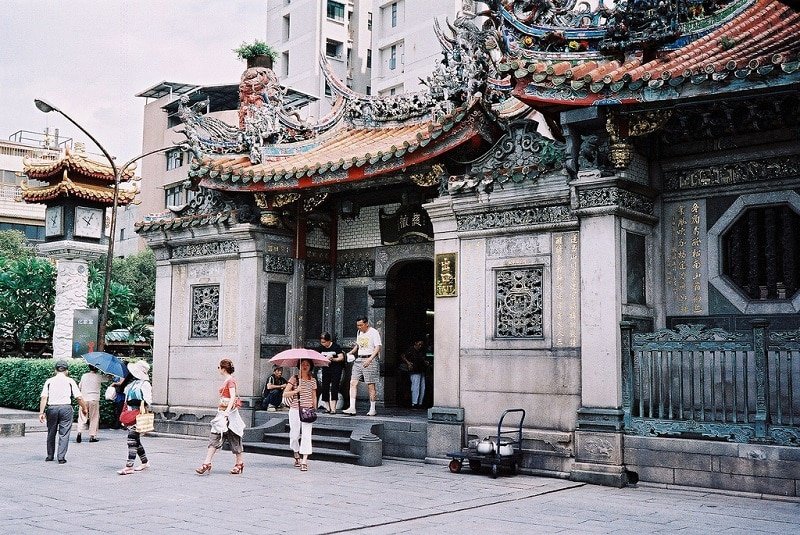 Wan Hua, loger à Taipei