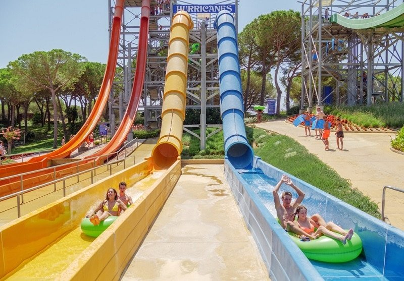 Water World, Lloret de Mar