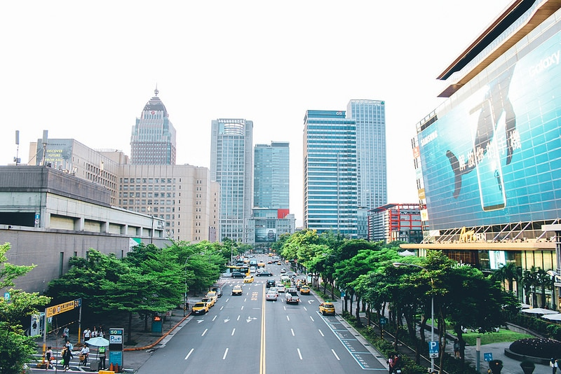 Xinyi, loger à Taipei