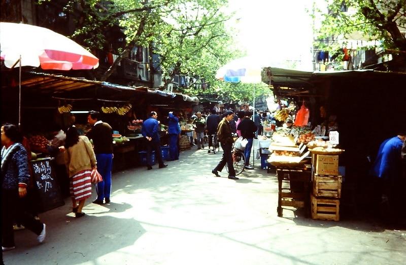 Xuhui, loger à Shanghai