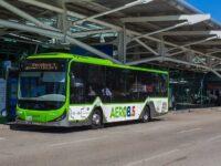 Aerobus, transfert aéroport Lisbonne