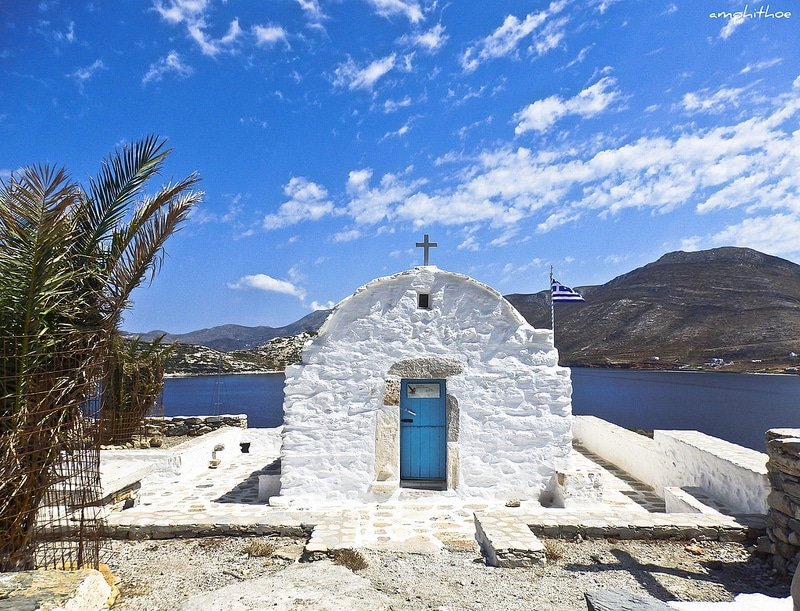 Amorgos, visiter les Cyclades