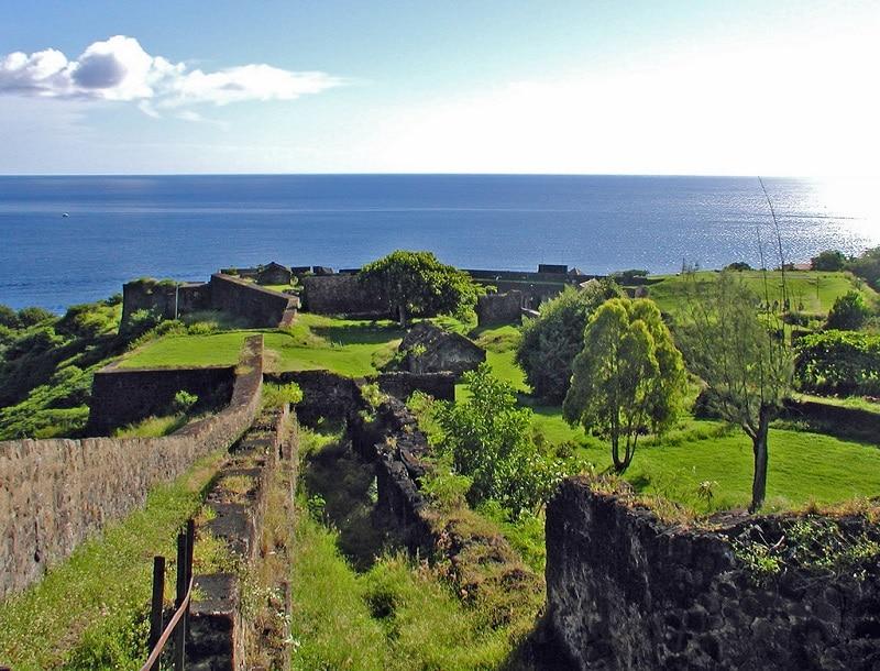 Basse-Terre, loger en Guadeloupe