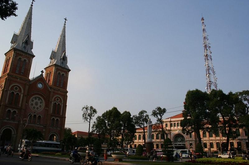 Ben Thanh, loger à Ho Chi Minh Ville