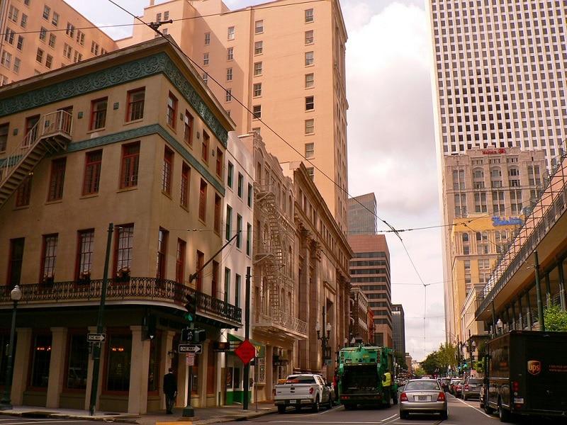 CBD, loger à la Nouvelle-Orléans