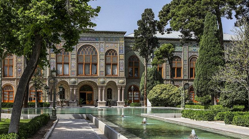 Centre, loger à Téhéran