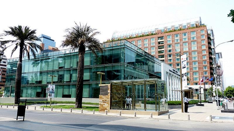 Civico, loger à Santiago