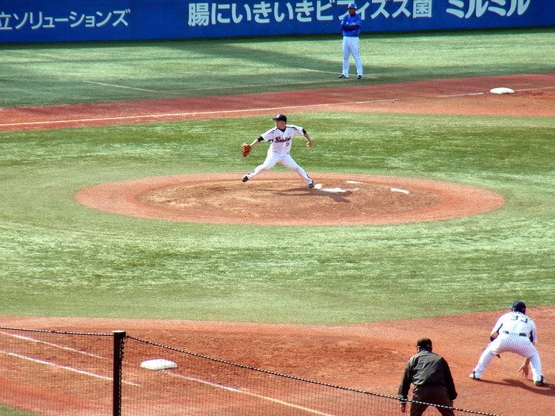 Culture japonaise, baseball