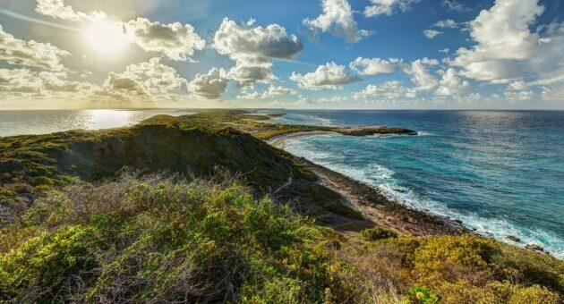Dans quelle ville loger en Guadeloupe ?