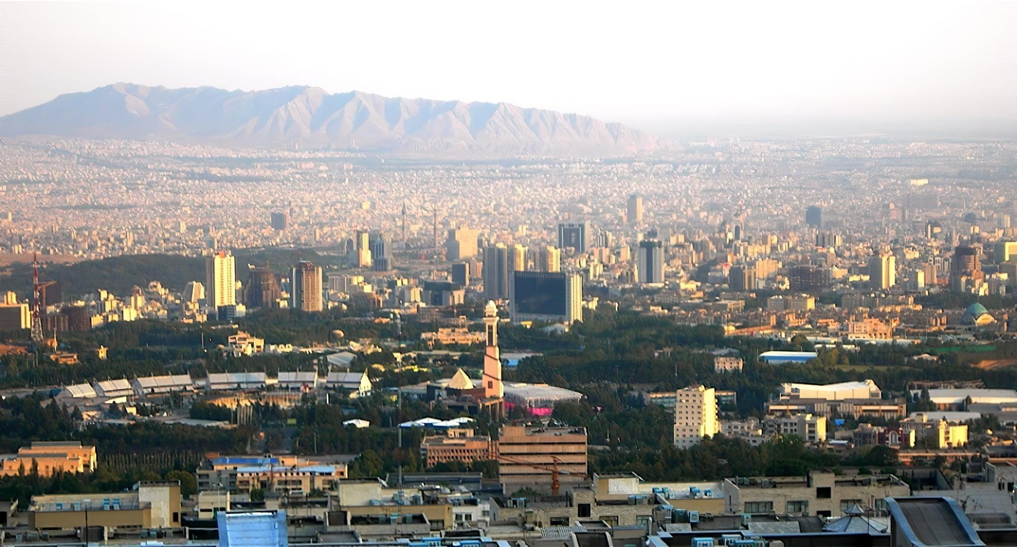 Où dormir à Téhéran ?