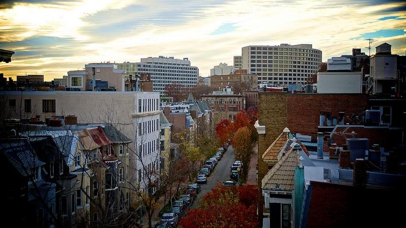 Dupont Circle, loger à Washington