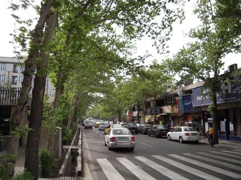 Elahieh, loger à Téhéran