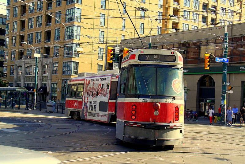 Entertainment District, loger à Toronto