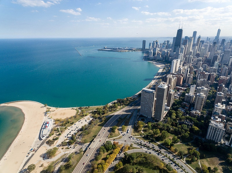 Gold Coast, loger à Chicago