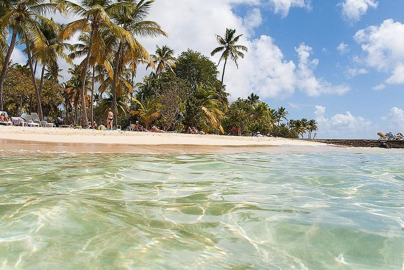 Grande-Terre, loger en Guadeloupe