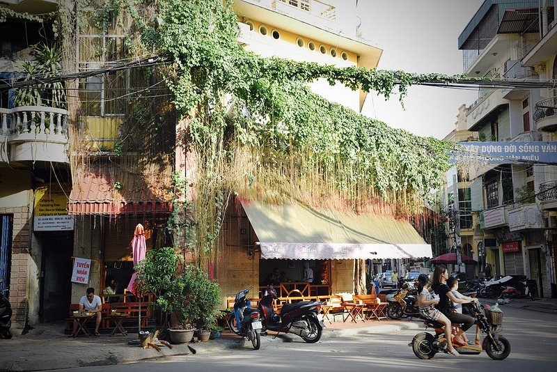 Hoan Kiem, loger à Hanoï