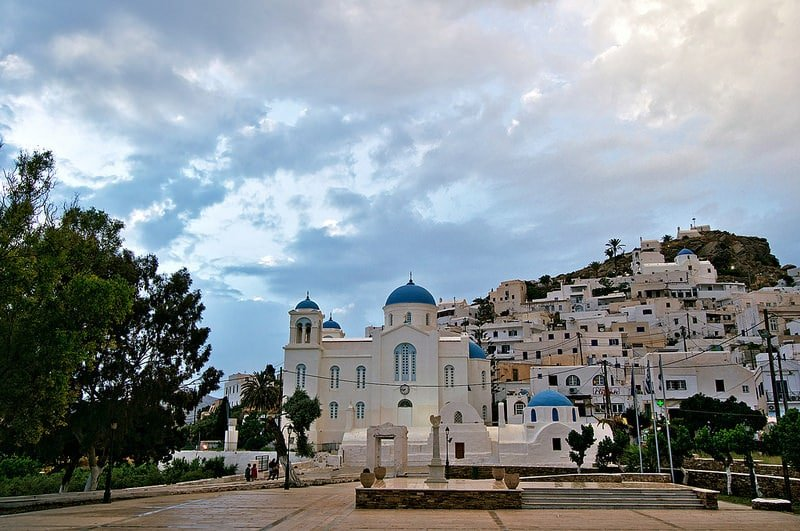 Ios, visiter les Cyclades