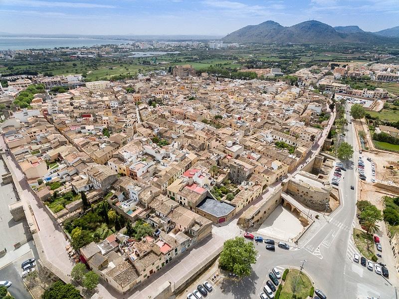 Llevant, loger à Majorque