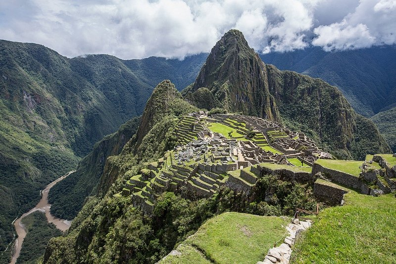 Machu Picchu, billets en ligne