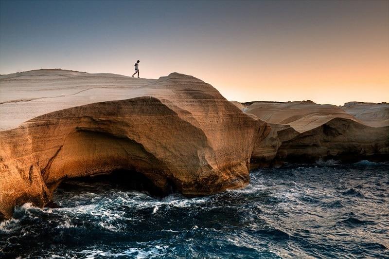 Milos, visiter les Cyclades