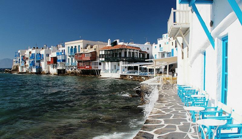 Mykonos, visiter les Cyclades