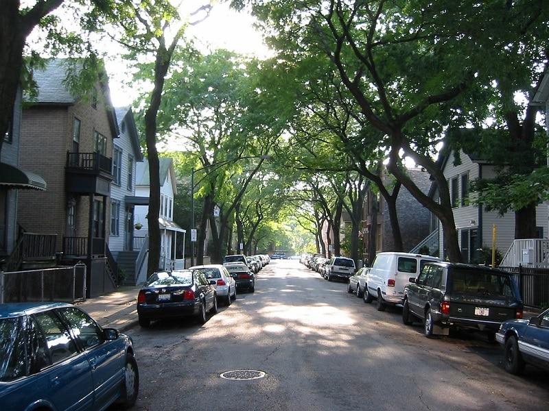 Old Town, loger à Chicago