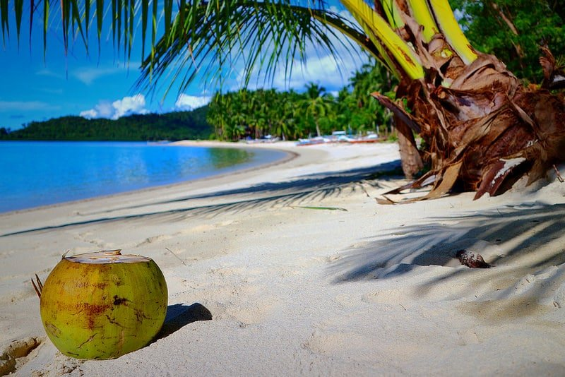 Port Barton, loger à Palawan