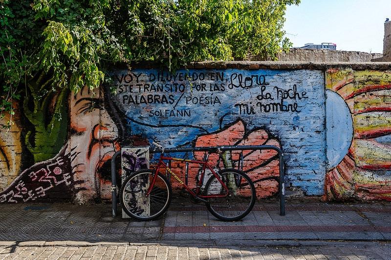 Recoleta, loger à Santiago
