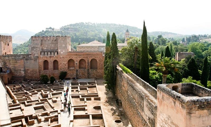 Réserver un billet pour l'Alhambra de Grenade